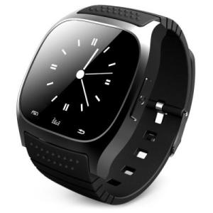 RWATCH M26 Bluetooth LED Ladies Smart Watch for iPhone  -  BLACK  por R$ 52