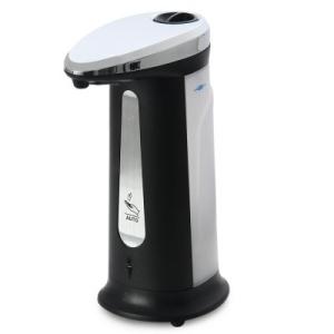 Automatic Soap Dispenser 400ML  -  WHITE AND BLACK por R$30