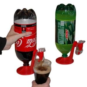 Dispensador de Refrigerante por R$12