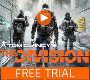Tom Clancy's The Division - Teste Grátis