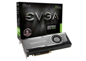 [Pichau] PLACA DE VÍDEO EVGA GEFORCE GTX 1070 GAMING 8GB GDDR5 256BIT, 08G-P4-5170-KR R$ 1599