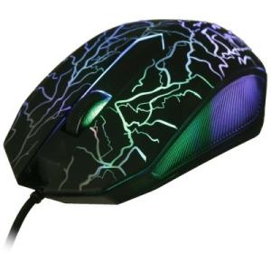 Mouse óptico modelo BM007 USB por R$ 9