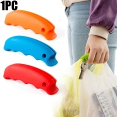 Protetor de mãos com chaveiro/carregador de sacolas - R$4