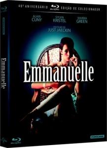 EMMANUELLE - 40 ANOS ANIVERSARIO (BLU-RAY) por R$ 27