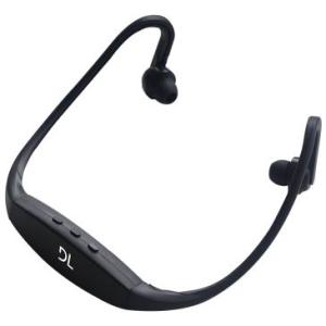Fone de Ouvido sem Fio com Mp3 Embutido, Rádio FM, Bateria com duração de 4hs e USB 2.0 - DL