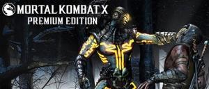 Mortal Kombat X Premium Edition Steam CD Key R$16