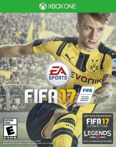 [MICROSOFT STORE] FIFA 17 XBOX ONE por R$ 83