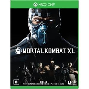 Game Mortal Kombat XL - Xbox One POR r$ 93