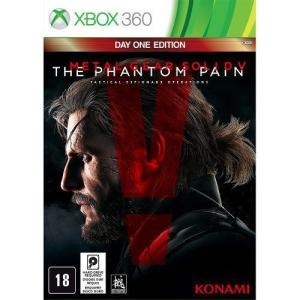 Metal Gear Solid 5 - The Phantom Pain - X360 - $39