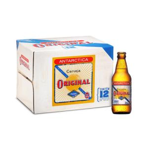 Cerveja Original 300ml Caixa com 24 unidades por R$ 55