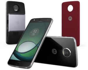 Smartphone Motorola Moto Z Play Projector Edition Preto - R$2.111