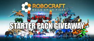 Robocraft Starter Pack Steam Key Grátis (Leia Descrição)