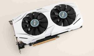 Placa de Vídeo AMD RX 480 4GB OC dual marca Asus