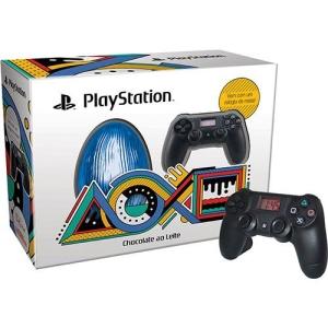 Ovo de Páscoa Playstation Brand Ao Leite 150g - D'elicce por R$ 60