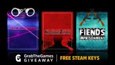 Três jogos grátis: Absconding Zatwor, Break Into Zatwor e Fiends of Imprisonment - Steam key