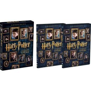 DVD Harry Potter a Coleção Completa 8 Filmes por R$ 60