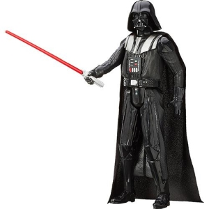 Boneco Star Wars 12 Episódio VII Darth Vader - Hasbro por R$30