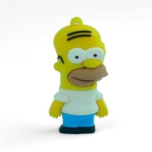 Pen drive 8gb Homer Simpson - R$ 12,90