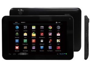 """Tablet Lenoxx 8GB 7"""" Wi-Fi Android 4.4 - Proc. Quad Core Câmera Integrada"""
