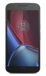 "Smartphone Motorola Moto G 4 Plus Preto Tela 5.5"" Android™ 6.0.1 Marshmallow Câm 16Mp Dualchip 32Gb - R$ 1055,12"