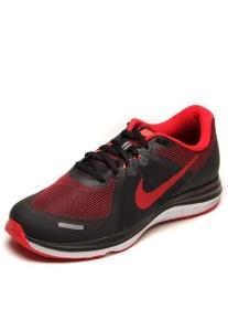 Tênis Nike Dual Fusion X 2 Vermelho/Preto por R$ 148