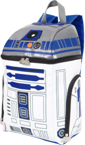 Mochila de Costas Sestini G - Star Wars 16Y R2d2  por R$ 100