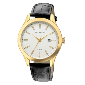 Relógio Masculino Analógico Technos 2115UC/2B – Preto por R$ 110