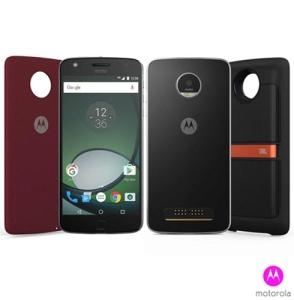 """Moto Z Play Sound Edition Preto Motorola com Tela de 5,5"""", 4G, 32 GB e Câmera de 16 MP por R$ 1698"""