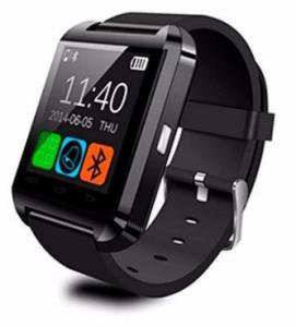 [Americanas] Relógio Smartwatch U8 Inteligente Via Bluetooth