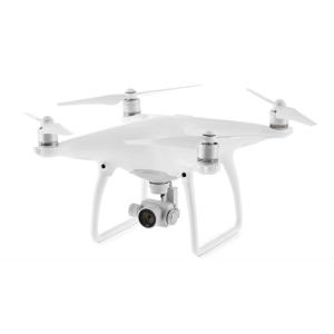 Drone DJI Phantom 4 branco com câmera 4K, GPS e modo de voo automático por R$ 5.498,90