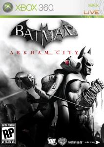 Arkham City  XBOX 360 R$14
