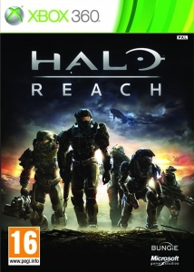 Halo Reach   XBOX 360 / XBOX ONE R$24