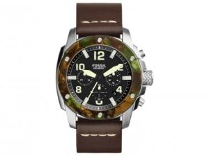 Relógio Masculino Fossil FS5093/0PN Analógico - Resistente à Água  por R$ 372
