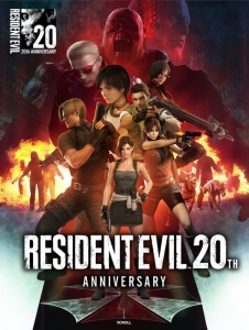 Super Coleção Resident Evil - R$ 64,00
