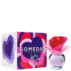 Someday By Justin Bieber Eau de Parfum Feminino - 30ml por R$45