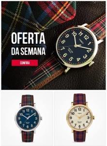 Relógio Timex Heritage - R$143,20