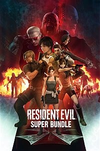 Super Coleção Resident Evil por R$ 64,00 VOLTOU, CORRAM !!!!!!!!!