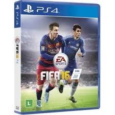 PS4 FIFA 16 por R$ 40