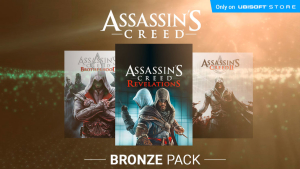 Assassin's Creed, II, Brotherhood, Revelations - UPLAY - R$ 30