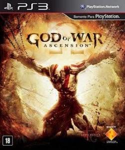 God of War: Ascencion para PS3 na PlayStation store por R$ 15