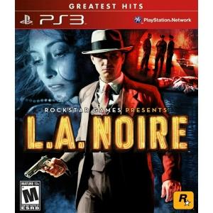 LA Noire - PS3 - $29