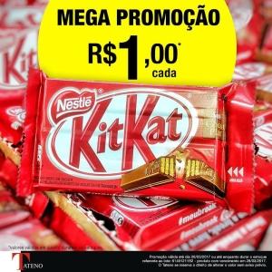 Kit Kat por R$ 1,00