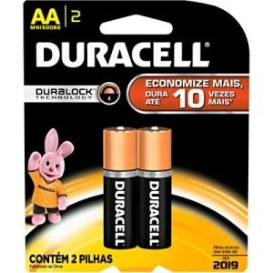 Pilhas Duracell a partir de R$ 8,00 + frete grátis!