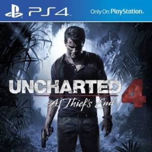 Uncharted 4 por R$81