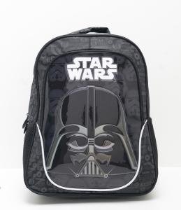 Mochila de costas infantil com estampa - Star Wars