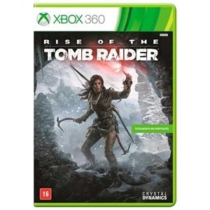 Rise of Tomb Raider - XBOX 360 - $59