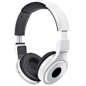 Fone de Ouvido Headphone Mondial Dobravél  Branco-HP-02 - R$40