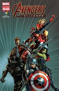 E-Book Marvel Avengers Alliance (2016) #1  - Grátis