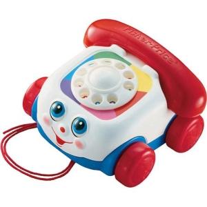 Telefone Feliz - Fisher Price - R$29,90