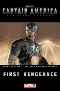 Ebook Captain America: The First Avenger #1: First Vengeance